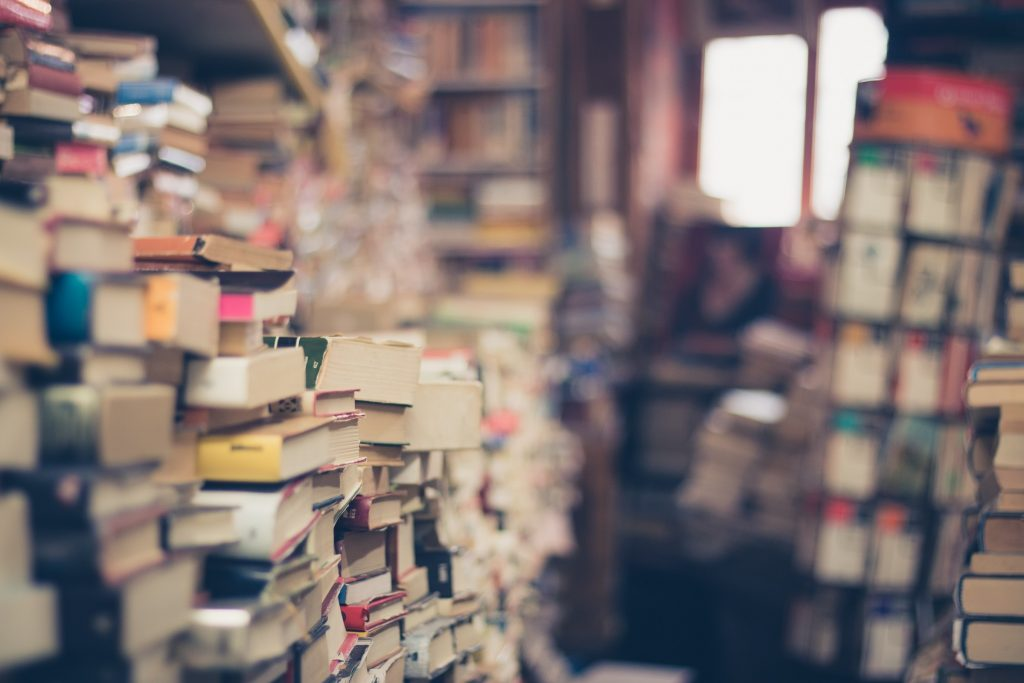 How to Collect Books for a Home Library