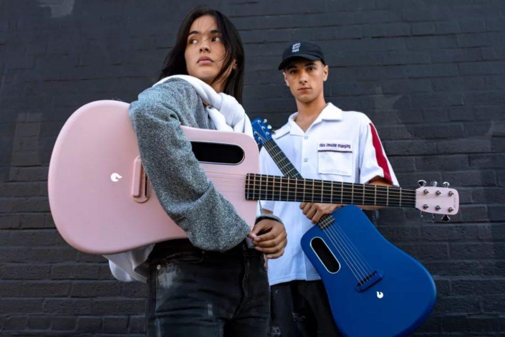 Lava Guitar