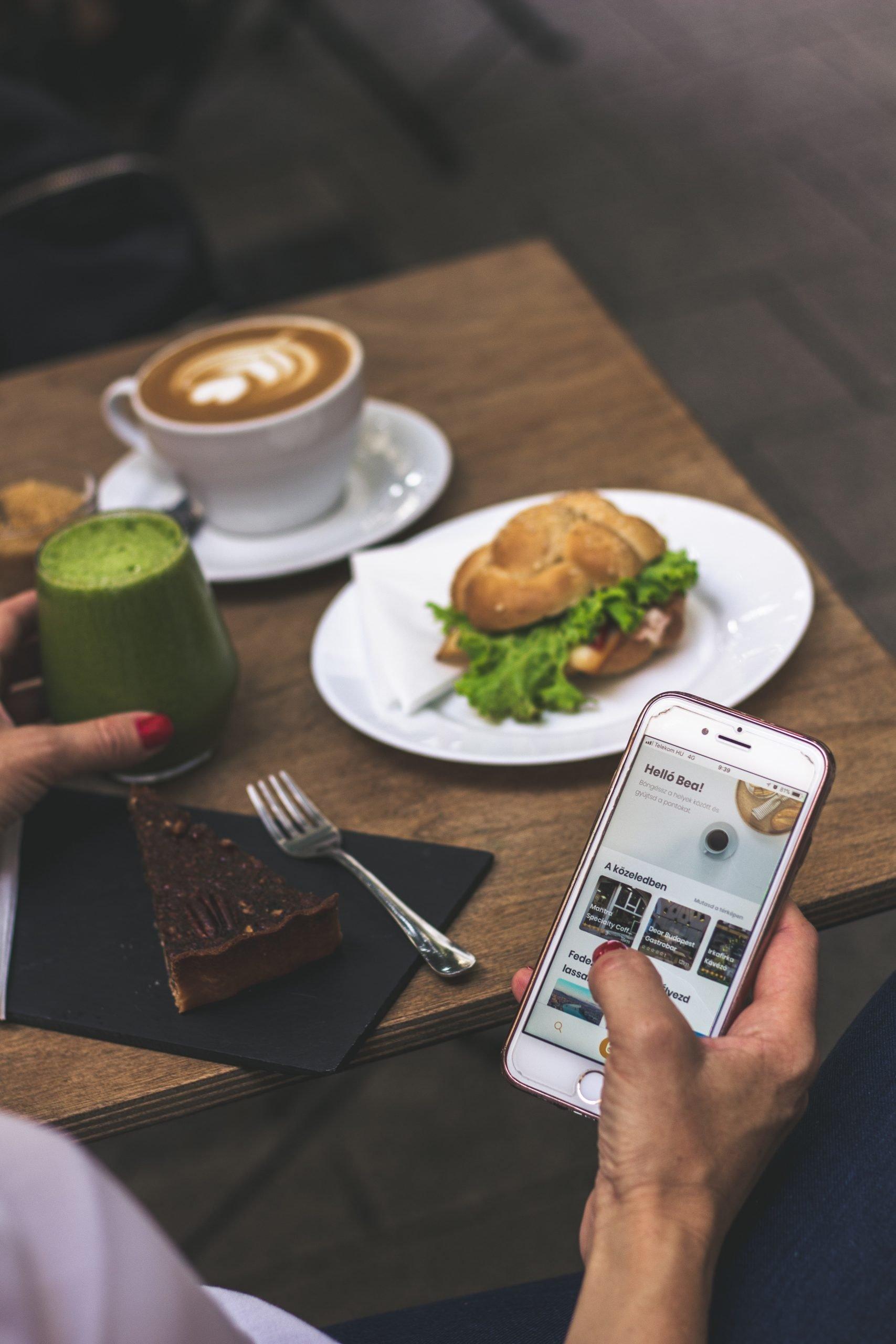 Breakslow app- Budapest Coffee Tour
